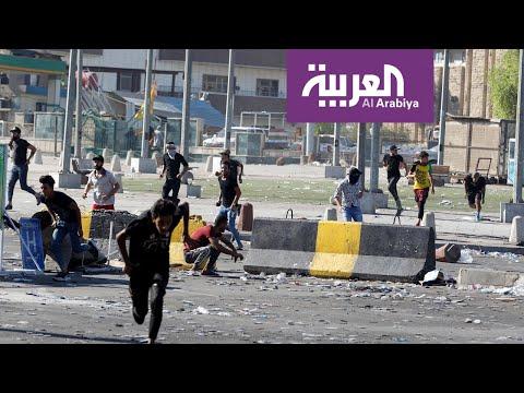 عبد المهدي يُلقي كلمة لتهدئة الشارع العراقي