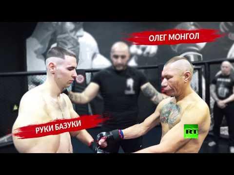 معركة مثيرة بين فتى البازوكا ومدون شهير في أقصى شرق روسيا