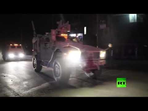 قوات أميركية تنسحب من سورية إلى العراق