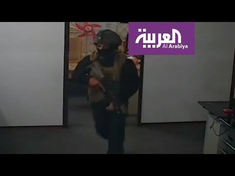 شاهد فيديو يوثق لحظات اقتحام مكتب العربية والحدث في بغداد