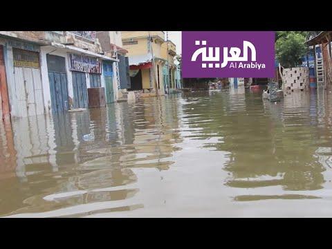 شاهد دعوات لتقديم مساعدات عاجلة لمتضرري فيضانات الصومال