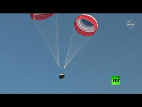 بوينغ تنجح في اختبار لكبسولة الفضاء غير المأهولة ستارلينر سيإستيؤؤ