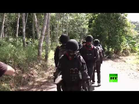 مقتل 15 شخصًا في هجوم لمتشددين في جنوب تايلاند