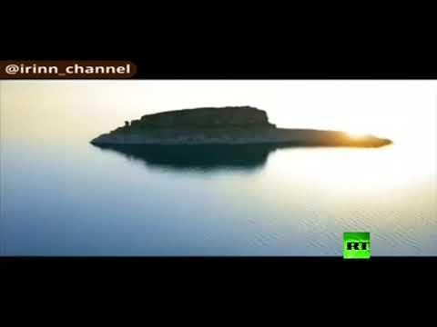 صحراء لوط الإيرانية تتحول إلى بحيرة كبيرة