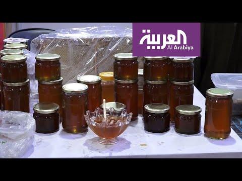 أربيل تتباهى بعسلها الأسود ويستخدم في علاج المصابين بأمراض الربو