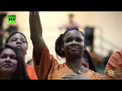 حفلة موسيقية في أحد سجون ولاية تكساس الأميركية