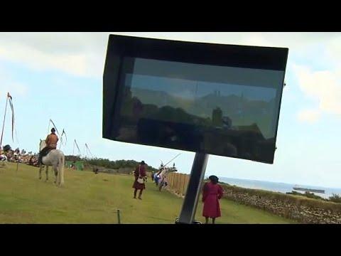 شاهد استخدام تقنية الفيديو فار في رياضة من العصور الوسطى