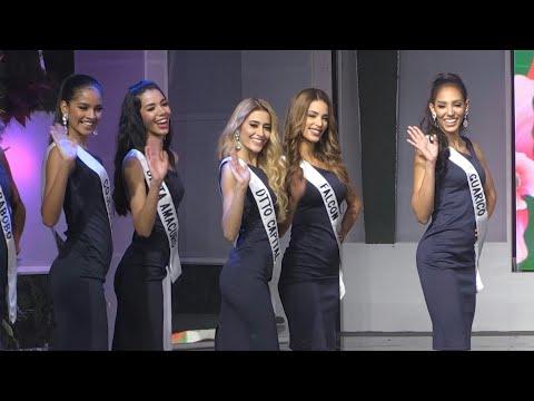 شاهد مسابقة ملكة جمال فنزويلا تحجم عن تعميم المواصفات القياسية للمتنافسات