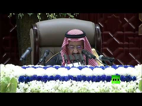 الملك سلمان يُعلق على طرح أرامكو للاكتتاب