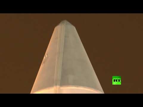 روسيا تطلق قمرًا عسكريًا جديدًا يصل مداره الفضائي