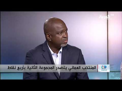 شاهد نقاش طويل بين حمزة إدريس واللاعب عبده عطيف