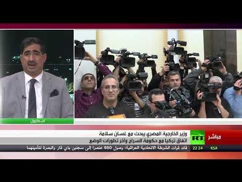 حكومة السراج الليبية بين الاتفاق مع أنقرة وغضب القاهرة