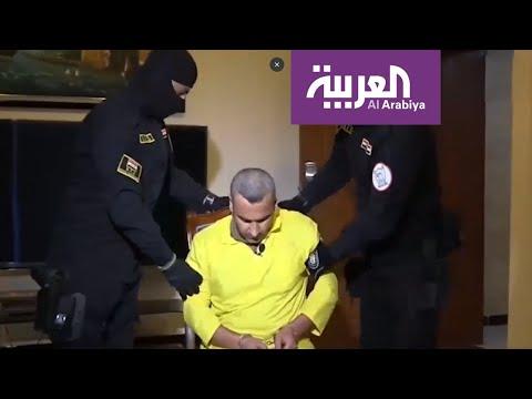 شاهد مفارقة درامية للحظات وصول الداعشي المغتصب والفتاة الإيزيدية أشواق