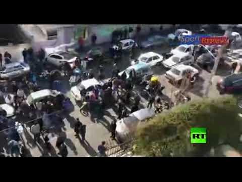 شاهد أعمال شغب والاعتداء على مسؤول في استقلال الإيراني