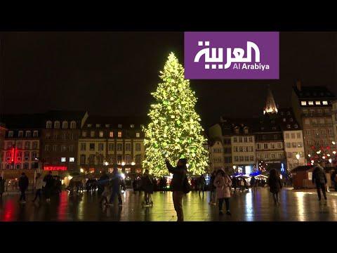 جولة في أكبر أسواق الميلاد في أوروبا