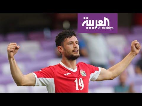 اختفاء لاعب كرة قدم أردني في إيران
