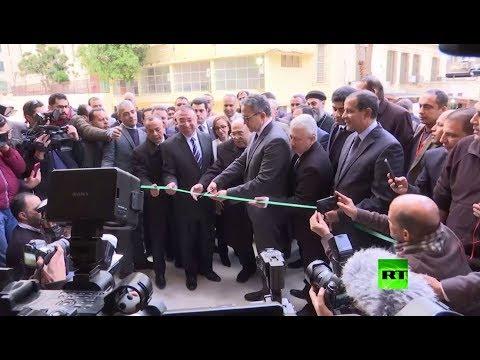 افتتاح المعبد اليهودي في الإسكندرية