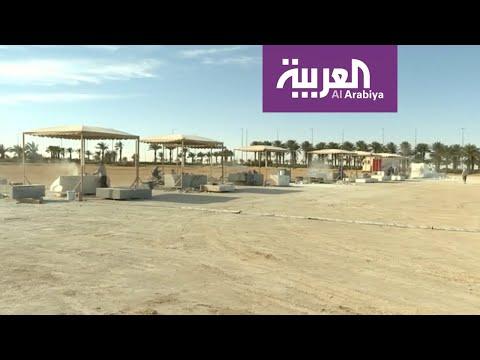 هذه أجواء سمبوزيوم طويق الدولي للنحت في الرياض