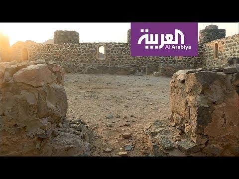 شاهد عسفان التاريخية قلعة تحكي تاريخ غرب السعودية