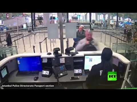 شاهد تركيا تنشر فيديو يكشف مشاهد من عملية هروب كارلوس غصن