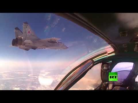 ميغ31 و سو34 تتناوب على حماية سماء روسيا