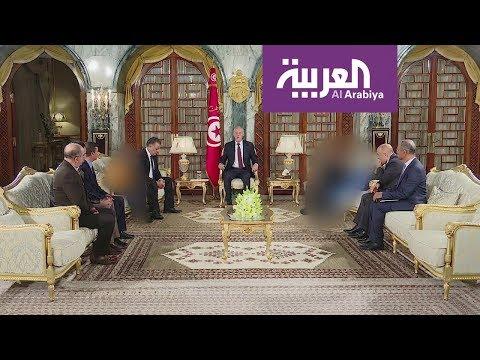 شاهد قصة الأطفال اليتامى الذين استقبلهم الرئيس التونسي