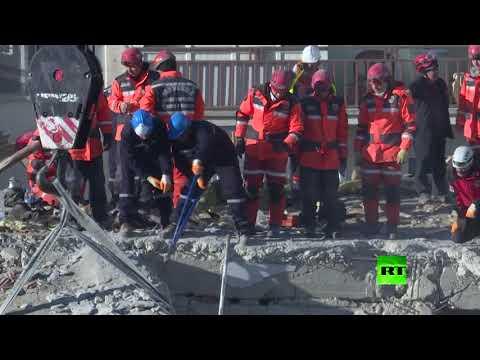 ارتفاع عدد قتلى زلزال تركيا إلى 35 شخصًا