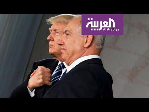 شاهد ترامب يعلن عن تفاصيل خطة السلام بدون حضور الفلسطينيين