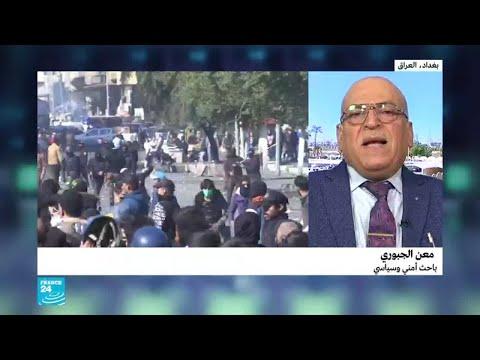 شاهد معن الجبوري يؤكّد أنّ الحكومة العراقية لم تمتلك حلولًا