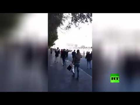 صدامات بين محتجين وقوات الأمن جنوب العراق