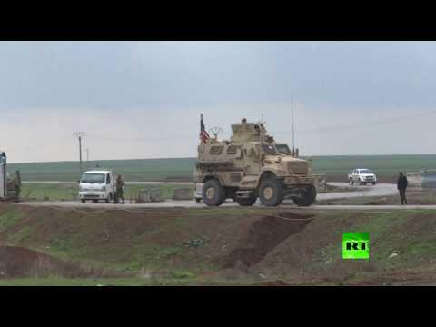 شاهد دوريات روسية أميركية شمال شرق سورية