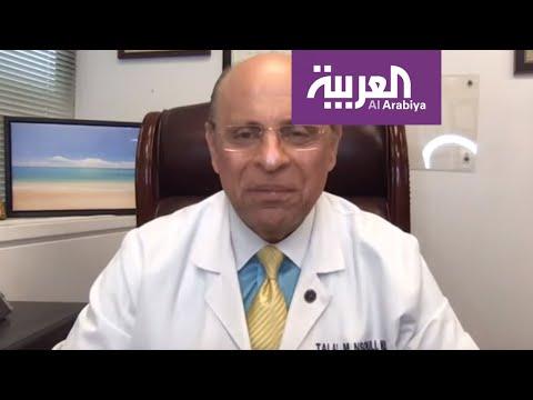 شاهد عالم أميركي يتحدث عن أبحاث مبشرة في علاج كورونا