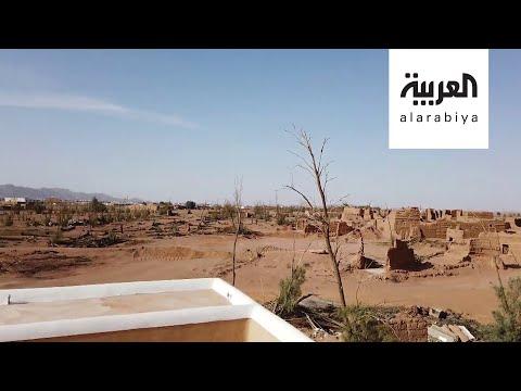 شاهد قصة ترميم مسجد عمره ١٠٠ عام في حائل