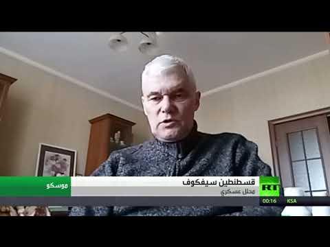 شاهد روسيا وتركيا يتفقان على الوقف الفوري لإطلاق النار في ليبيا
