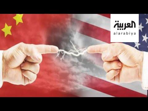 شاهد أميركا تلوي ذراع الصين بهونغ كونغ