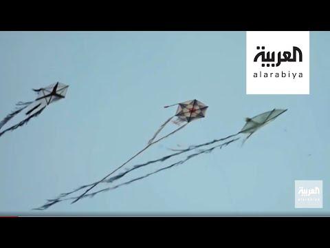 شاهد نائب مصري يؤكد أن الطائرات الورقية للأطفال خطر على الأمن القومي