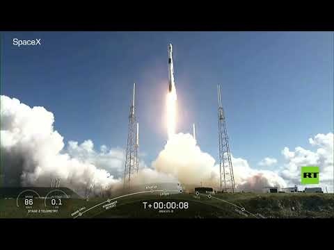 شاهد سبيس إكس الأميركية تطلق أول قمر صناعي عسكري لكوريا الجنوبية