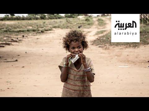 شاهد ملايين طفل سيعانون سوء التغذية الحادة بسبب كورونا