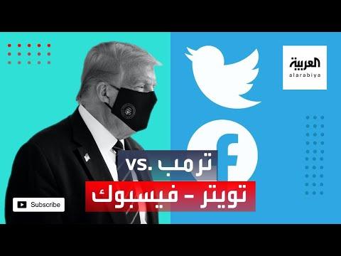 شاهد منشور لـترمب حول كورونا يثير خلافًا جديدا مع فيسبوك وتويتر