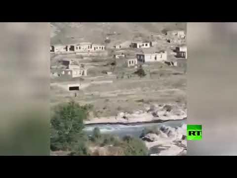 شاهد الإيرانيون يشجعون الجيش الأذربيجاني في إقليم قره باغ