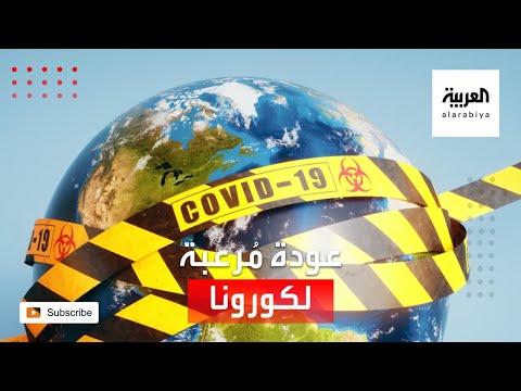 شاهد منظّمة الصحة العالمية تحذّر من منعطف خطير مع تزايد إصابات كورونا