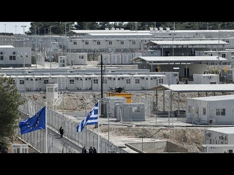أول مخیم مغلق لطالبي اللجوء في اليونان أشبه بالسجن المنعزل