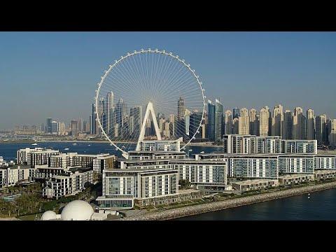 عين دبي أكبر دولاب في العالم يفتتح أبوابه قريباً أمام الزوار